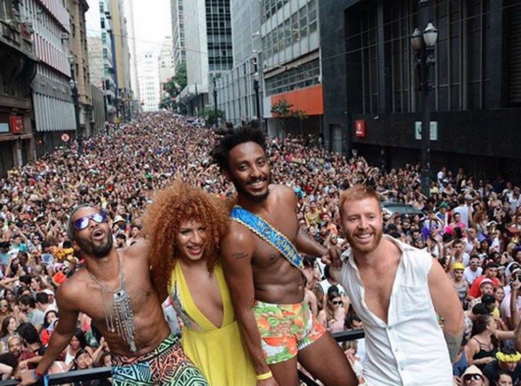 Carnaval, Domingo Ela Não Vai 2018