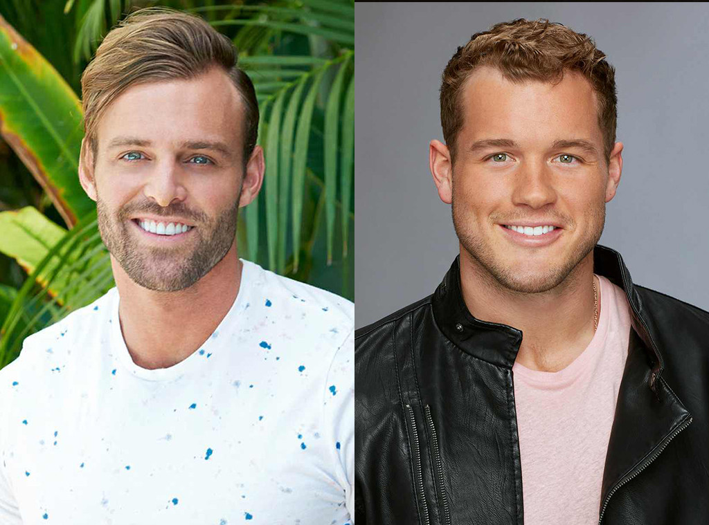 Robby Hayes, Colton Underwood