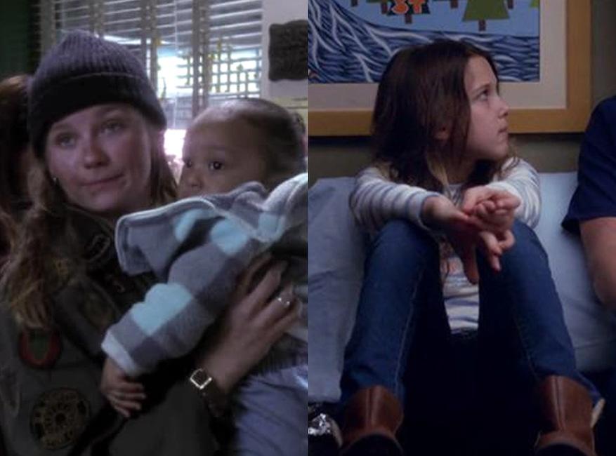 ER, Greys Anatomy, Guest Stars, Kirsten Dunst, Millie Bobby Brown