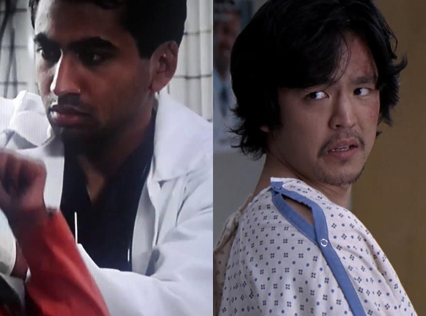ER, Greys Anatomy, Guest Stars, Kal Penn, John Cho