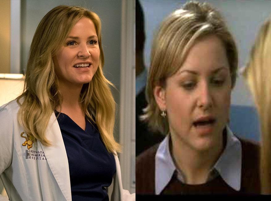ER, Greys Anatomy, Guest Stars, Jessica Capshaw