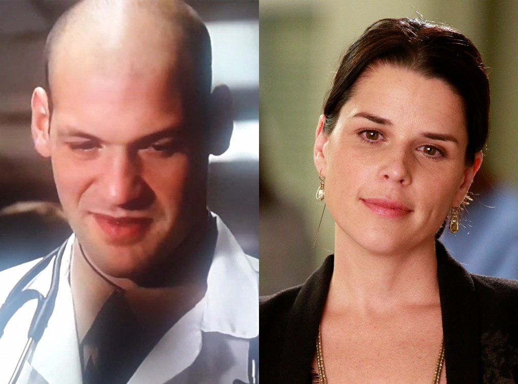 The Future Frank Underwood Victim -  Before either of them were—spoiler alert! —meeting grisly demises on Netflix's  House of Cards , both  Corey Stoll  and  Neve Campbell  made medical show guest appearances.