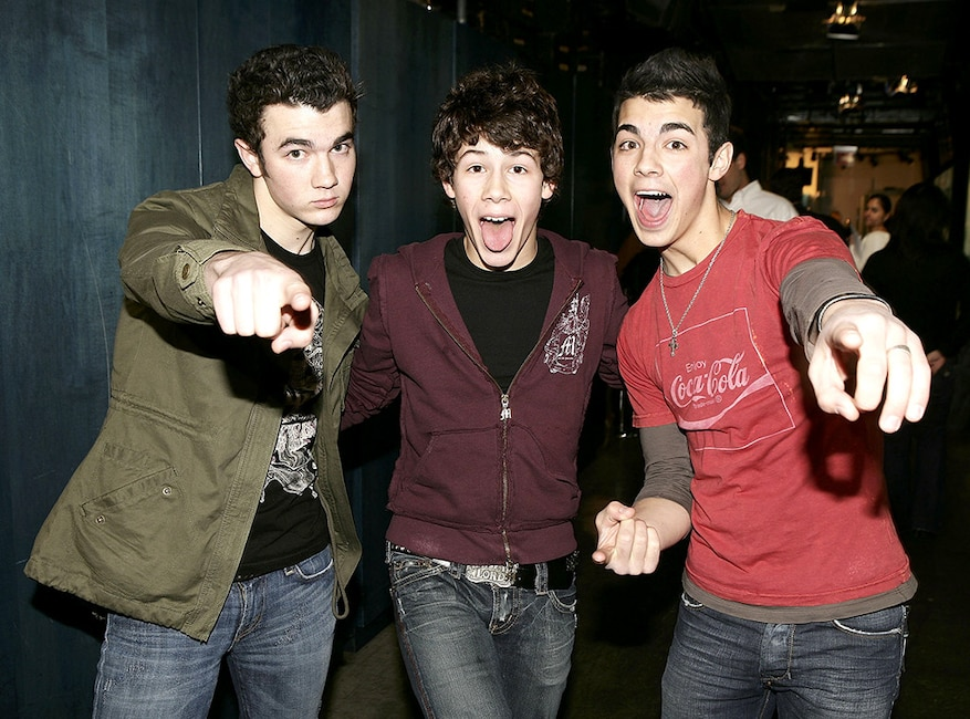 The Jonas Brothers, MTVs Total Request Live