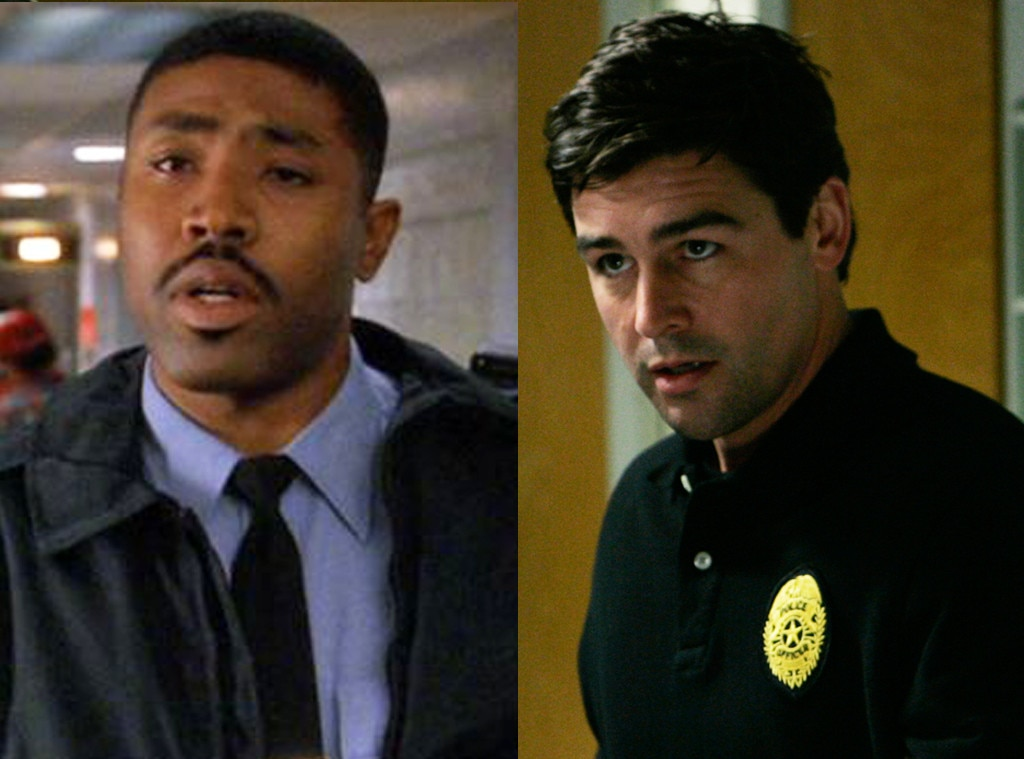 The Future  Friday Night Lights  Star -  Before he was Ornette Howard in the fourth season of NBC's beloved football drama,  Cress Williams  appeared in 18 episodes of  ER  as Officer Reggie Moore. And before he was Coach,  Kyle Chandler  played bomb squad leader Dylan Young in  Grey's ' season two post-Super Bowl episode.