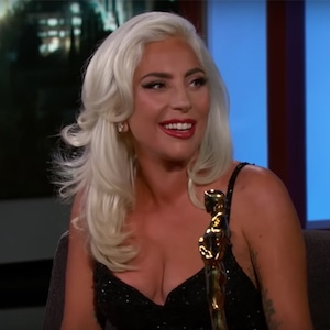 Lady Gaga, Jimmy Kimmel Live