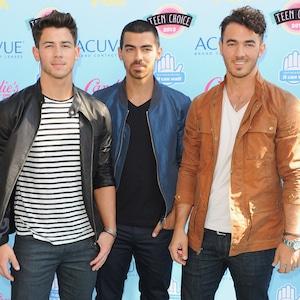 Nick Jonas, Joe Jonas, Kevin Jonas, Jonas Brothers