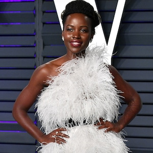 Lupita Nyong'o, 2019 Vanity Fair Oscar Party