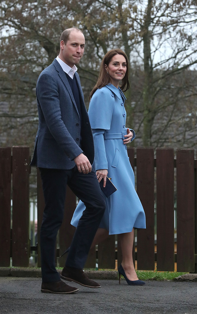 Kate Middleton, Prince William, Northern Ireland