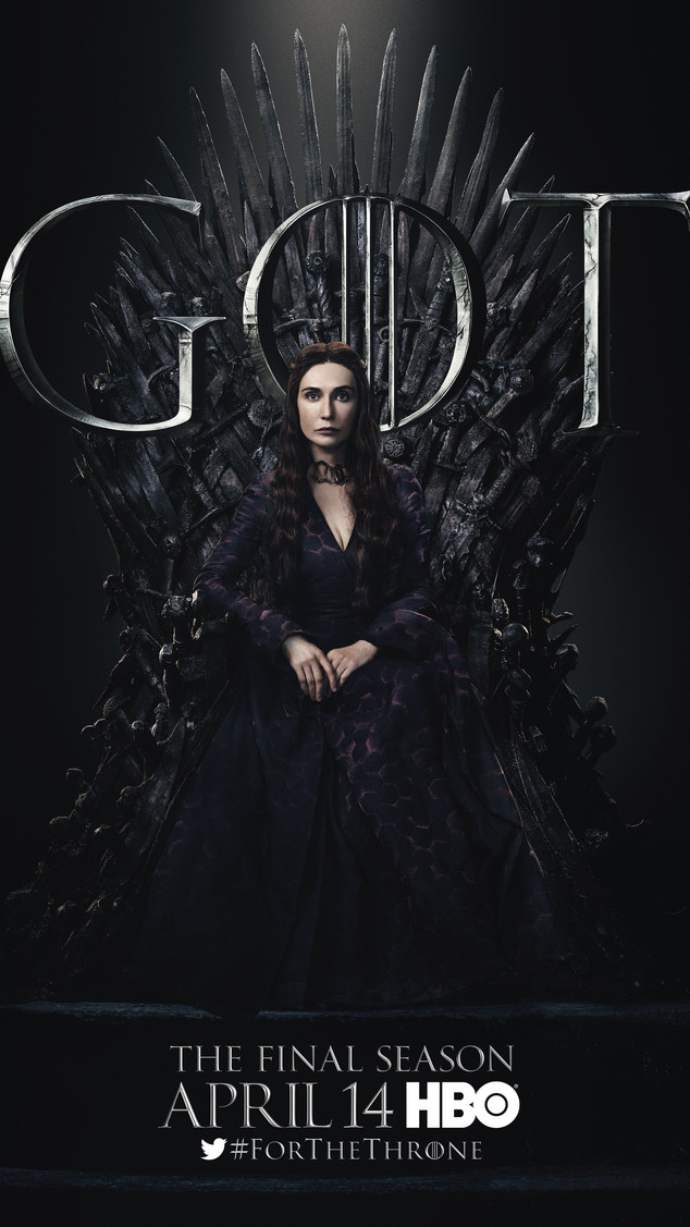 Game of Thrones Final Season Posters