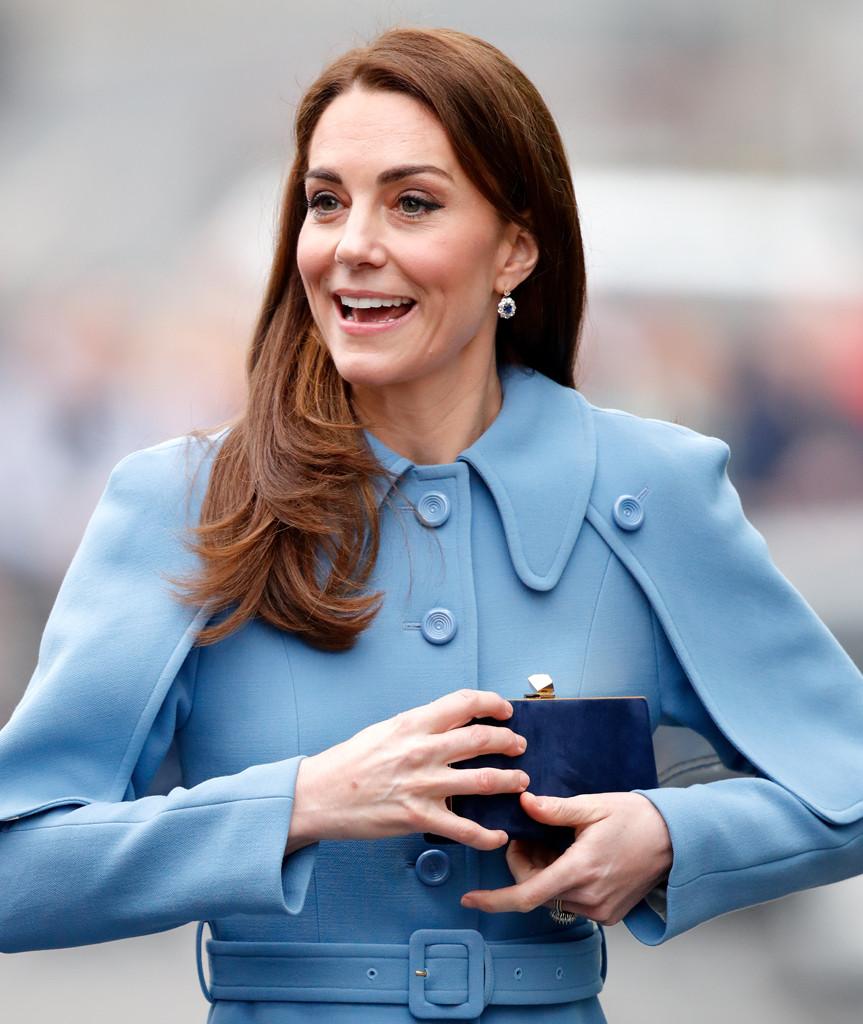 Kate Middleton, Northern Ireland, 2019