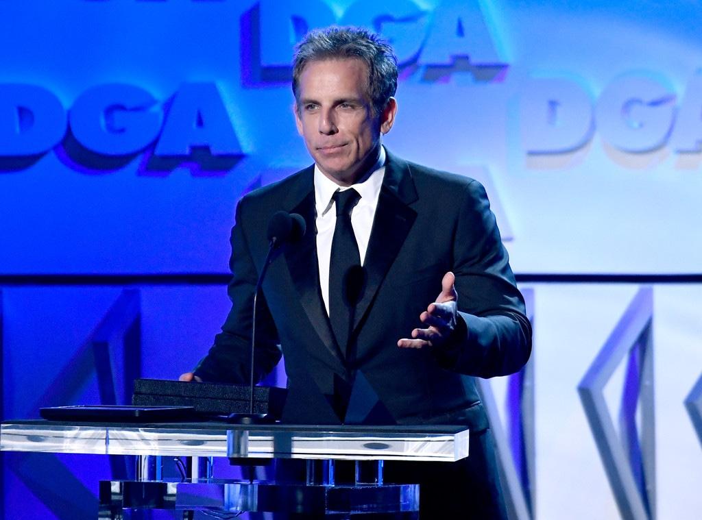 Ben Stiller, DGA Awards