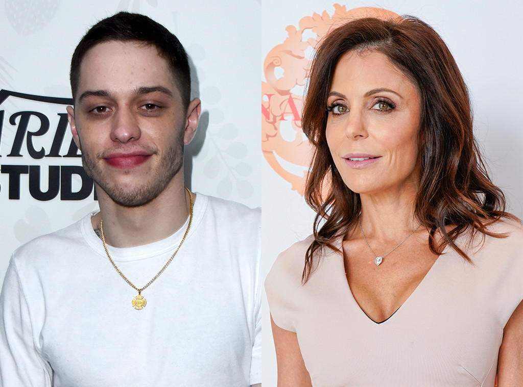 Bethenny Frankel Makes X Rated Comment About Pete Davidsons Diamond