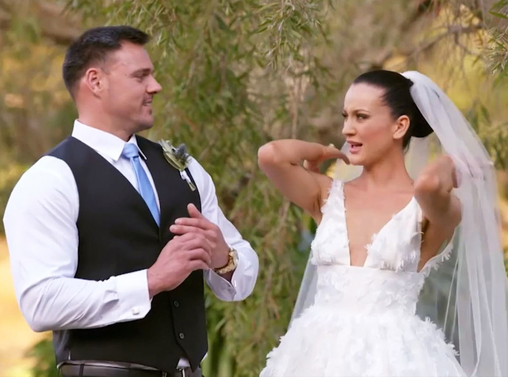 Married at First Sight Australia, Ines, Bronson