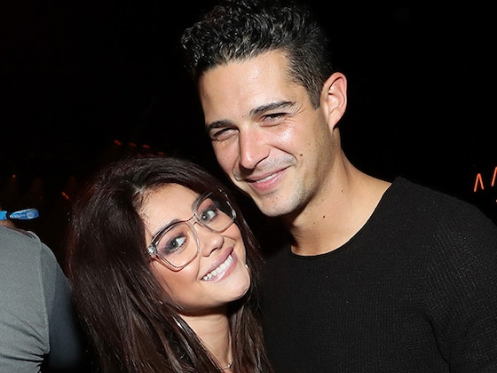 Wells Adams Cheers Up Sarah Hyland After She Returns From the Hospital