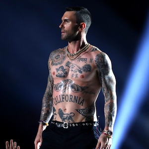 Adam Levine, Super Bowl