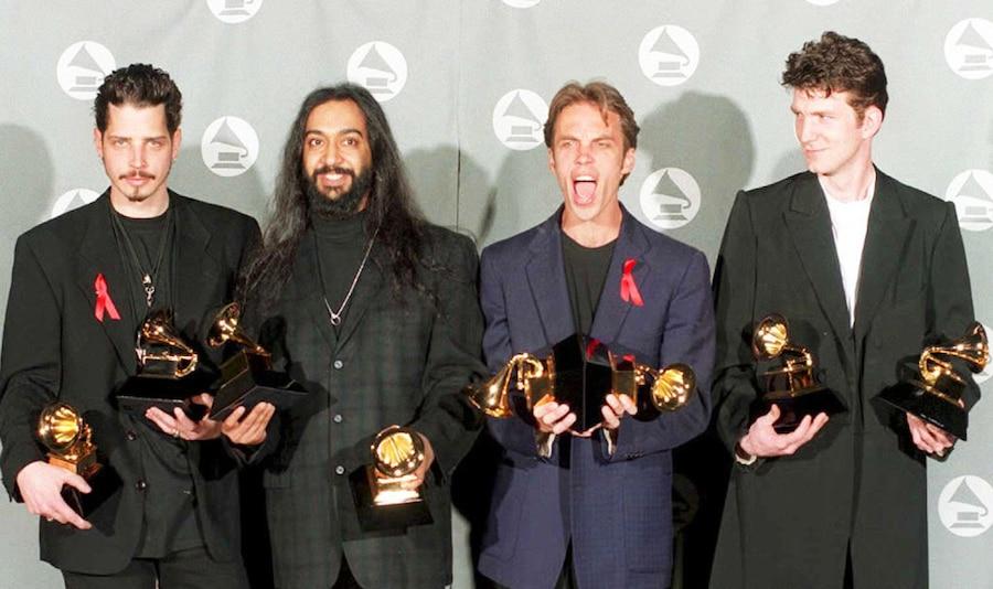 Chris Cornell, Soundgarden, 1995 Grammy Awards