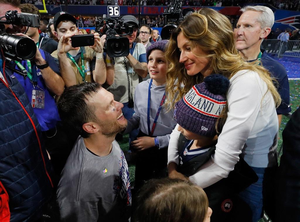 Tom Brady, Gisele Bündchen, Super Bowl