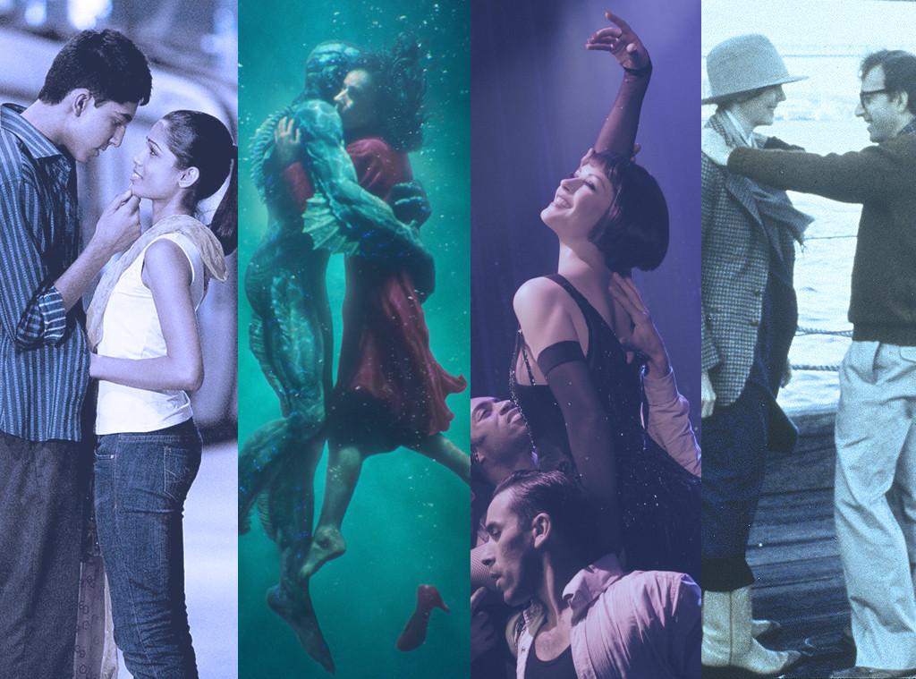 Best Picture Tournament Round 1, The Shape of Water, Slumdog Millionaire, Chicago, Annie Hall