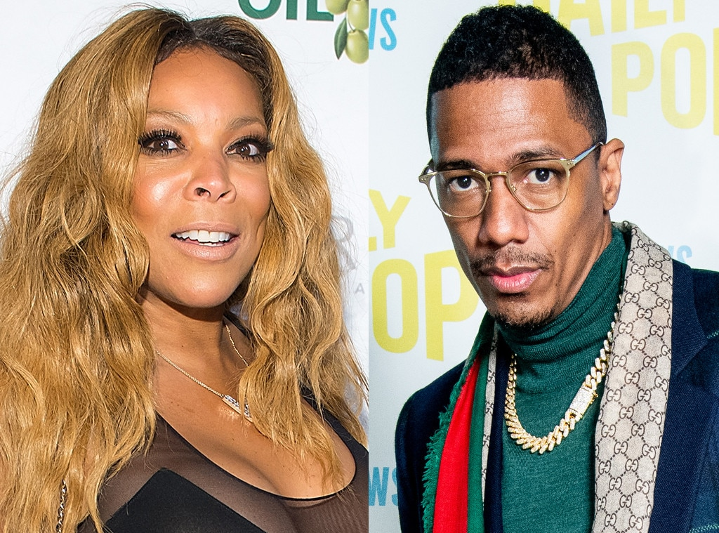 Nick Cannon reveals 'teary' conversation with Wendy Williams