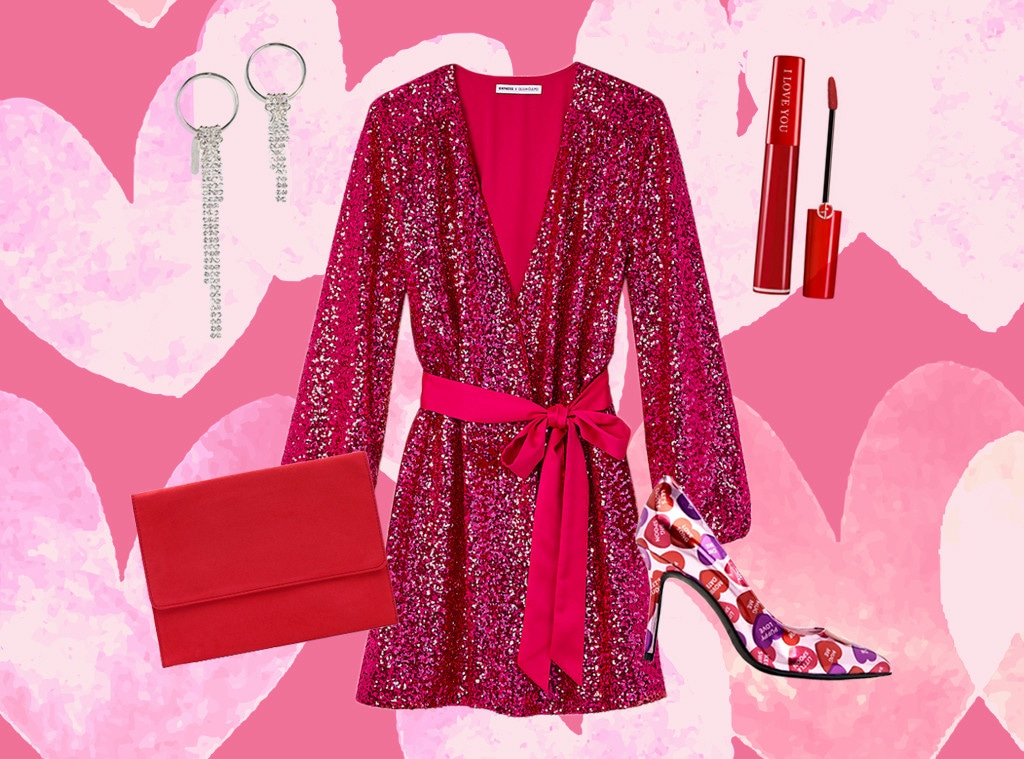 E-Comm: Valentine's Day Outfits for Every Type of Date