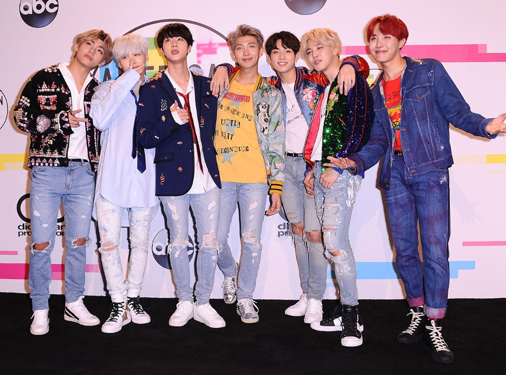 K-pop boyband BTS to present award at Grammys