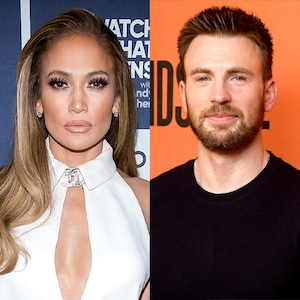 Jennifer Lopez, Chris Evans