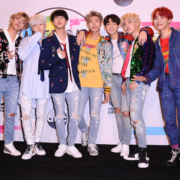 BTS, K-Pop Band