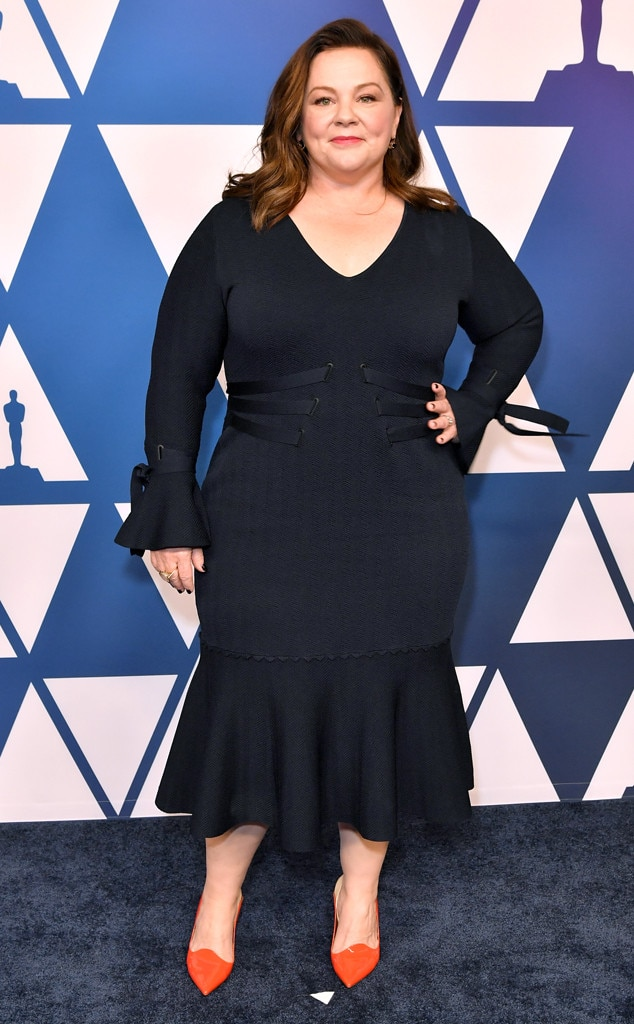 Lovely Lady -  The Identity  Thief  actress struck a pose at theAcademy Awards Nominees Luncheon in 2019.