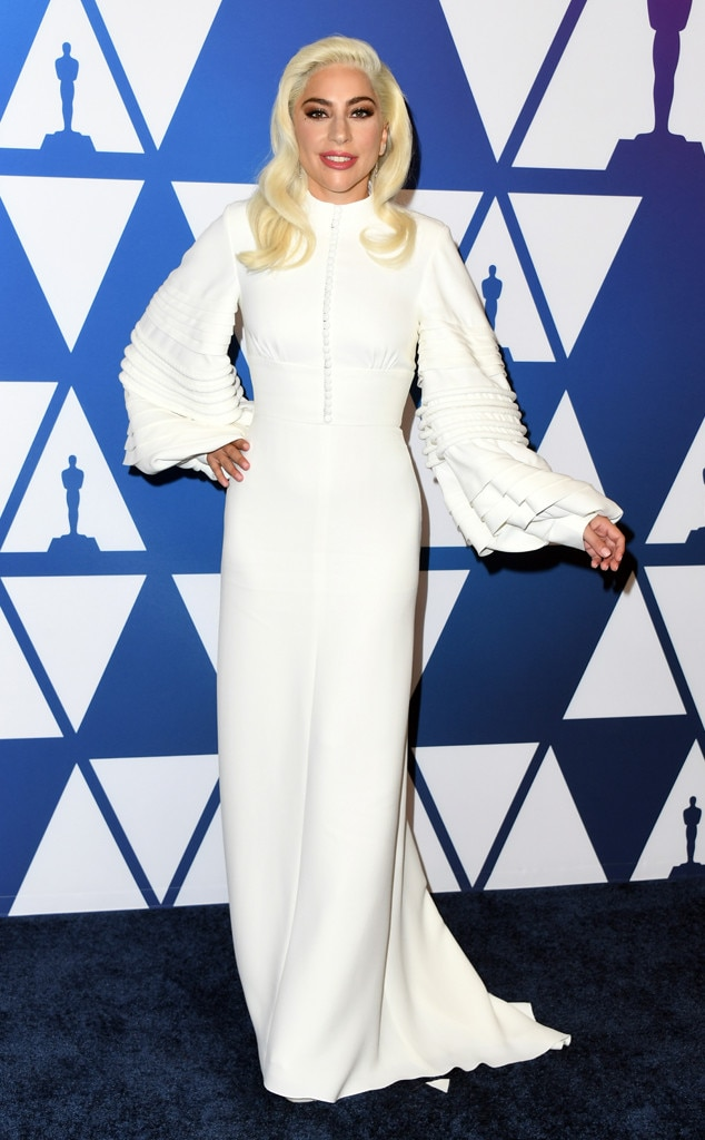 Lady Gaga, Oscars Nominee Luncheon 2019