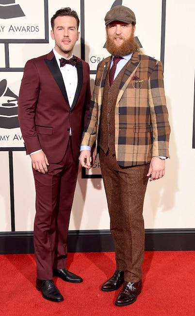 T.J. Osborne, John Osborne, Brothers Osborne, 2016 Grammy Awards
