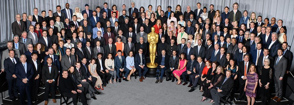 Oscars Class Photo, 2019
