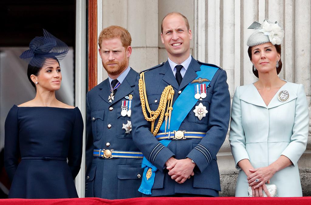 Kate vs. Meghan: Princesses at War