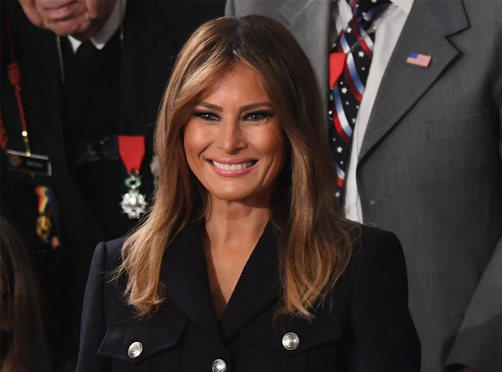 Melania Trump, State of the Union 2019