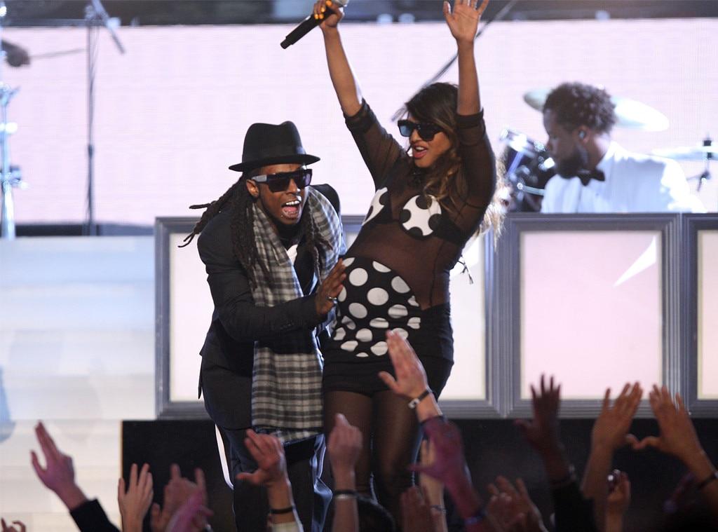Lil' Wayne, M.I.A., Grammy Awards 2009