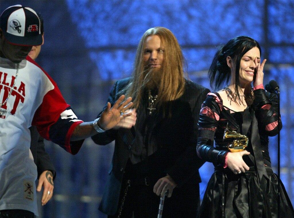 Evanescence, 50 Cent, Grammy Awards, 2004