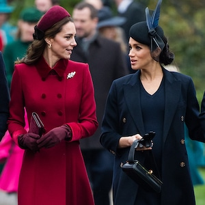 Kate vs. Meghan: Princesses at War