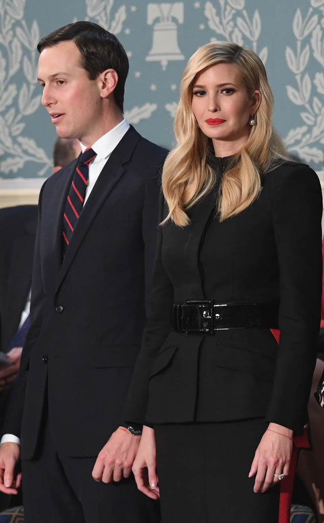 Ivanka Trump, Jared Kushner, State of the Union 2019