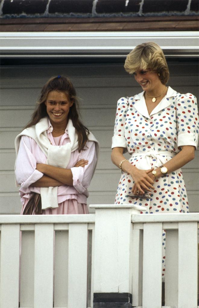Princess Diana, Lady Sarah Armstrong-Jones