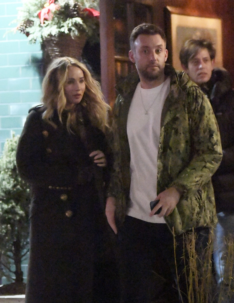 Engagement Rumors Swirl from Jennifer Lawrence and Cooke ...