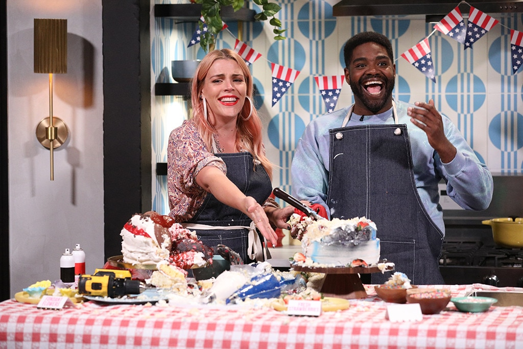 Ron Funches -  Step aside,  Great British Baking Show !
