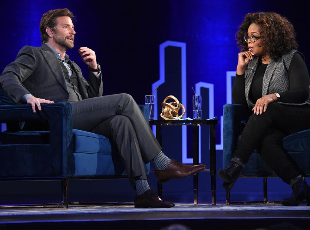Bradley Cooper, Oprah Winfrey, SuperSoul Conversations