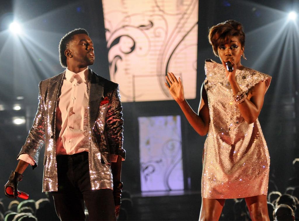 Kanye West, Estelle, 2009 Grammys