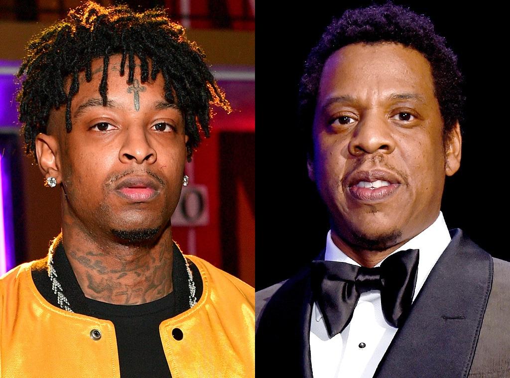 21 Savage, Jay-Z