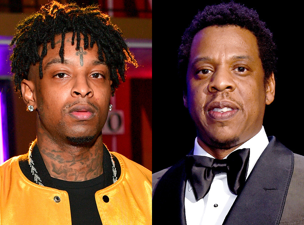 jay z shows his support for 21 savage by providing legal help e online jay z shows his support for 21 savage