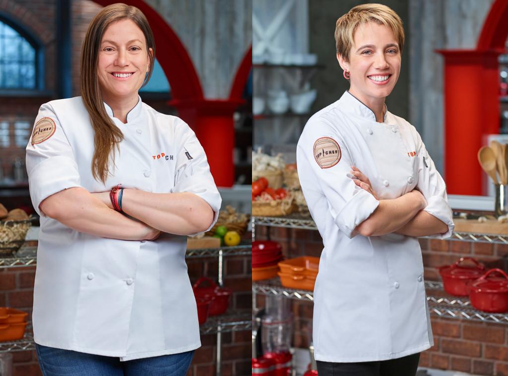 Top Chef, Sara Bradley, Adrienne Wright