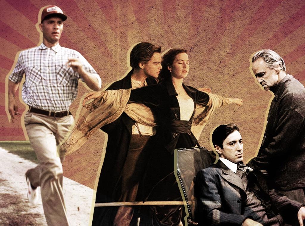 Best Picture Tournament Round 2, Forrest Gum, Titanic, Chicago, The Godfather