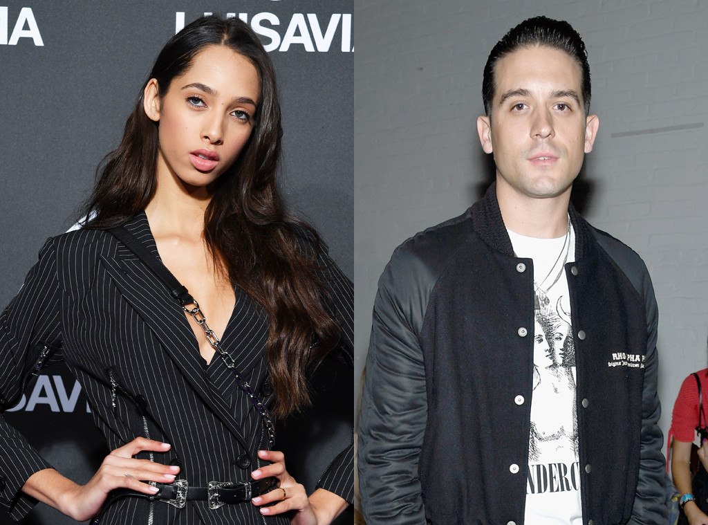 meet g eazy 39 s new bae victoria s secret model yasmin. Black Bedroom Furniture Sets. Home Design Ideas