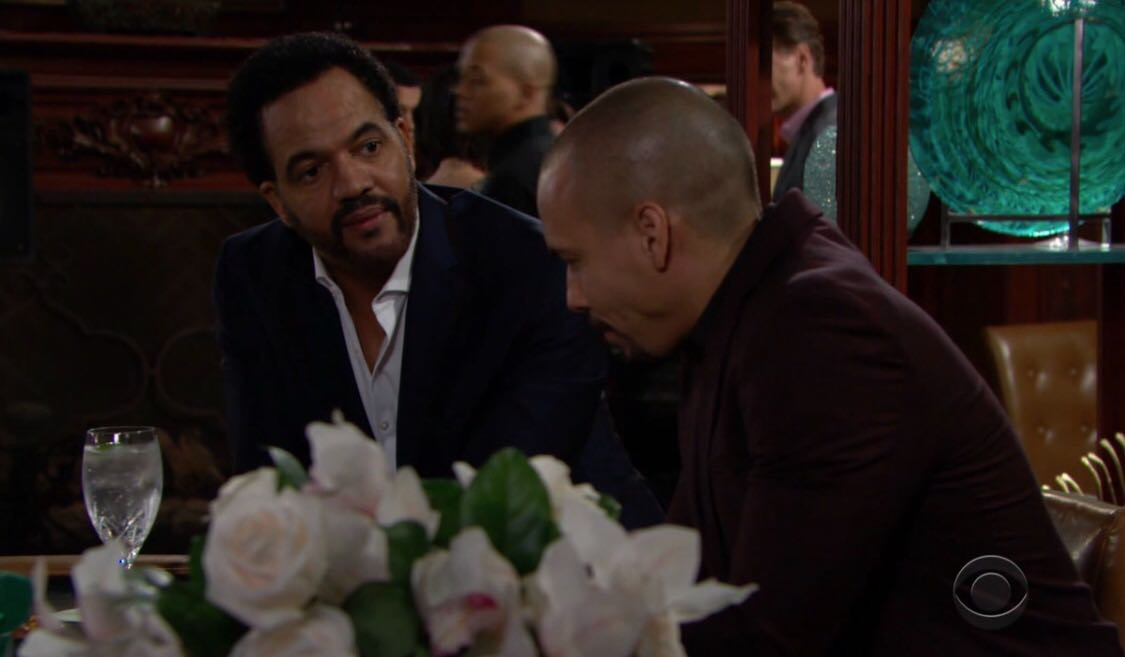 Kristoff St. John, The Young and the Restless