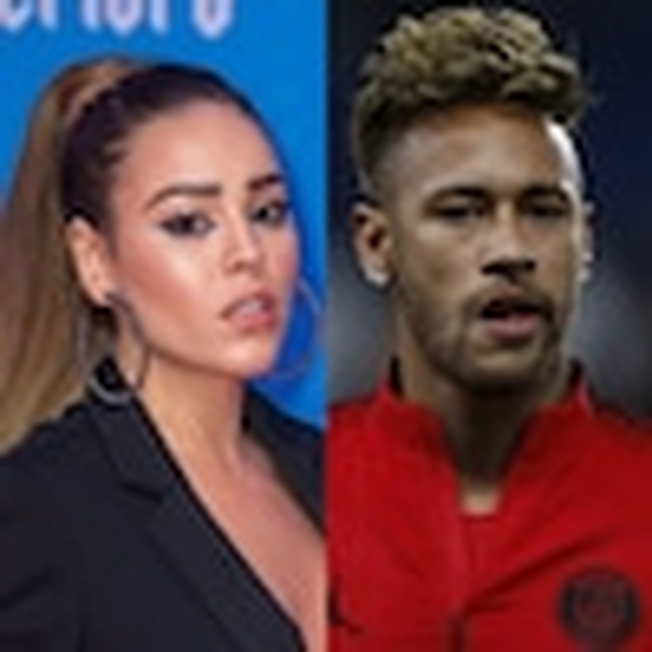 Danna Paola, Neymar