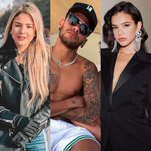 Rafaela Porto, Neymar, Bruna Marquezine